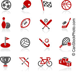 Sports Icons -- Redico Series
