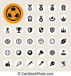 Sports Icons set.