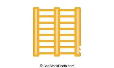 sports ladder Icon Animation