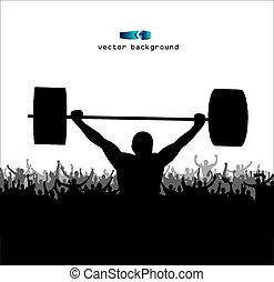 Sports poster