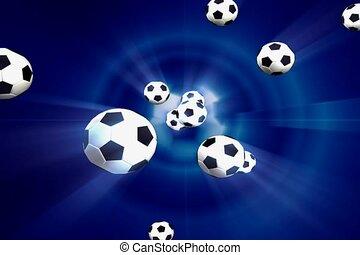 sports, soccer, soccer ball