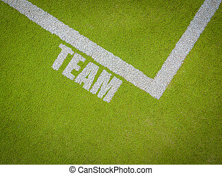 Sports Team Markings