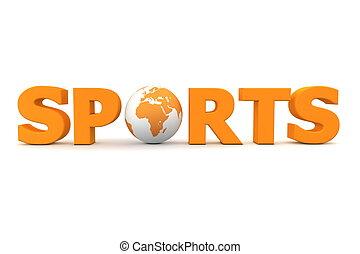 Sports World Orange