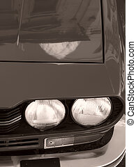 sportscar, 画像的, イタリア語