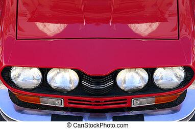 sportscar, iconique, italien