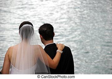 sposa, sposo