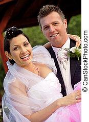sposa, wedding:, sposo