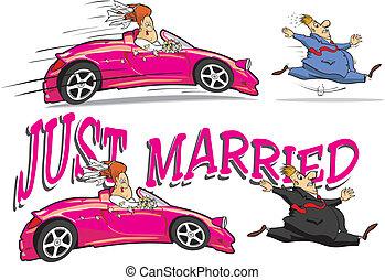 sposato, giusto