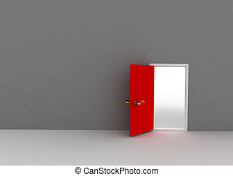 sposobność, pojęcie, drzwi