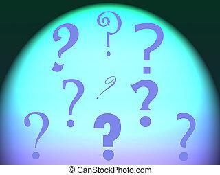 Spot light questions
