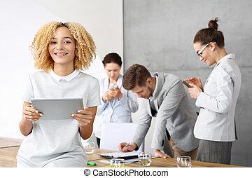 spotkanie, od, przedimek określony przed rzeczownikami, company.