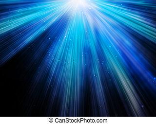 spotlight back and white lighting