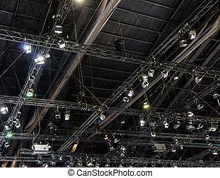 Spotlight system