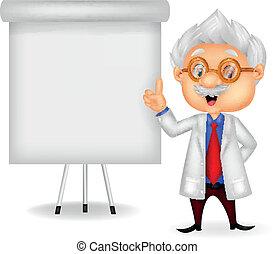 spotprent, professor, onderwijs