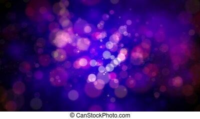spots background 4k