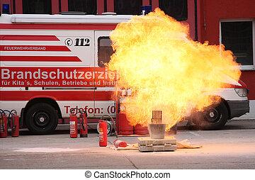 sprængstoffer