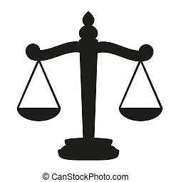 sprawiedliwość, skalpy