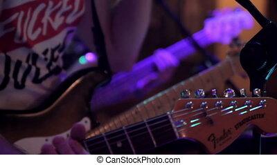 sprawować, mało, gitarzyści, conce