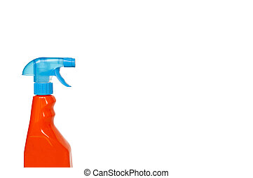 Sprayer isolated on white
