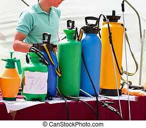 Sprayers for gardening - Pressure sprayers for gardening...