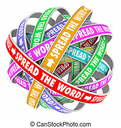 Spread the Word Cycle Endless Loop Information Sharing ...