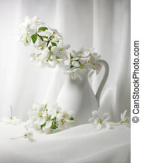 Spring Blossom - Still life with blossoms