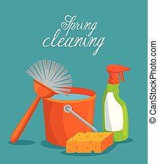 spring cleaning design