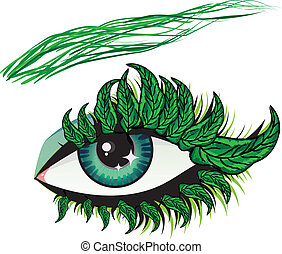 Spring eye