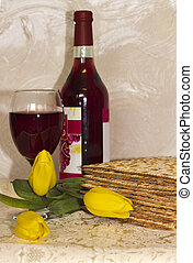 spring festival - jewish holiday of Passover and its...