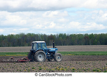 spring field preparation