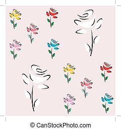 spring flower's,