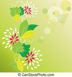 Spring ivy