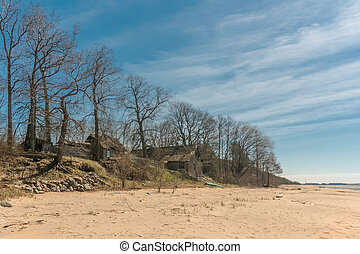 Spring on the Baltic Sea - 1