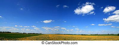 Spring panorama 1