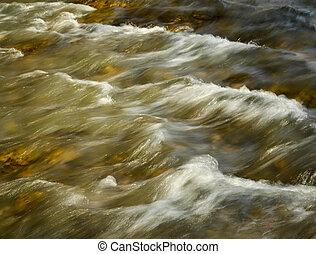 spring rapid river