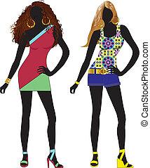 Spring Summer Fashion Models
