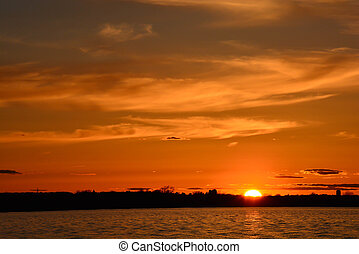 Spring Sunset-4