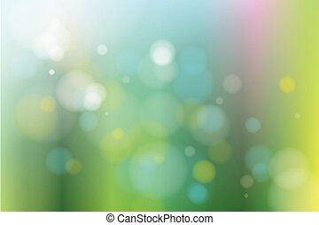 Spring theme abstract background No.2