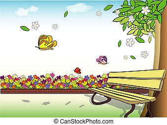 Spring Time Detail