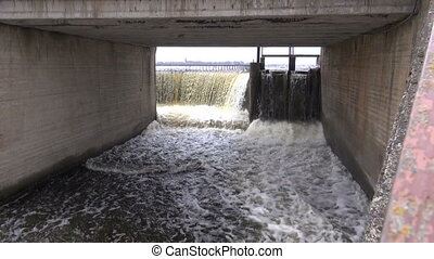 spring water splash power in dam - spring water splash power...
