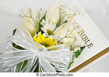 Spring Wedding Bible