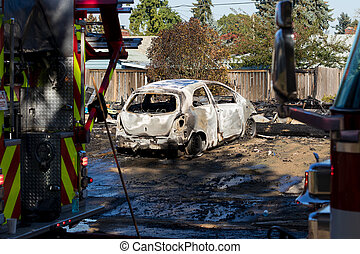 Springfield Oregon Arson by Gunman Before Taking His Own...