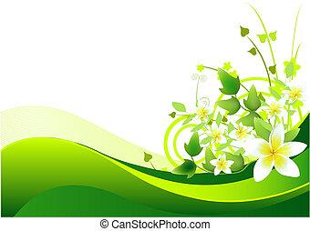 Spring/summer background