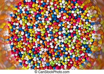 Sprinkle candy