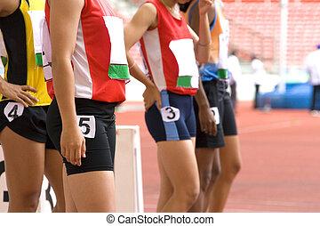 sprint, athleten