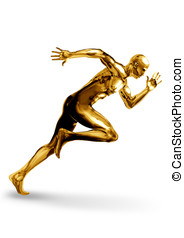 sprinter, goldman