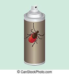 spruzzo insetto