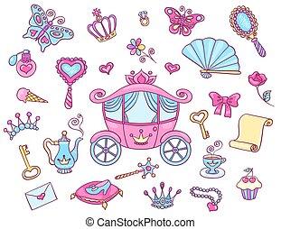 sprytny, wóz, komplet, księżna
