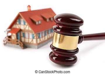 sprzedany, dom
