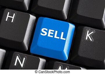 sprzedawać